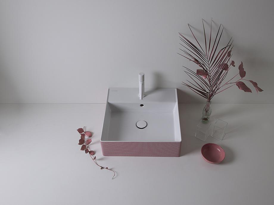 lavabo scarabeo decoro quadrotto (1)