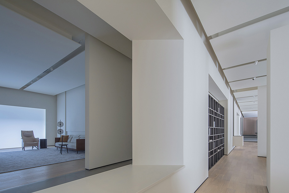 showroom huayi space de co-direction design - foto zhang chao (16)