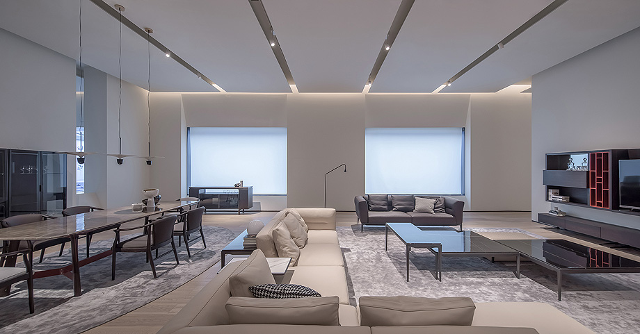 showroom huayi space de co-direction design - foto zhang chao (18)