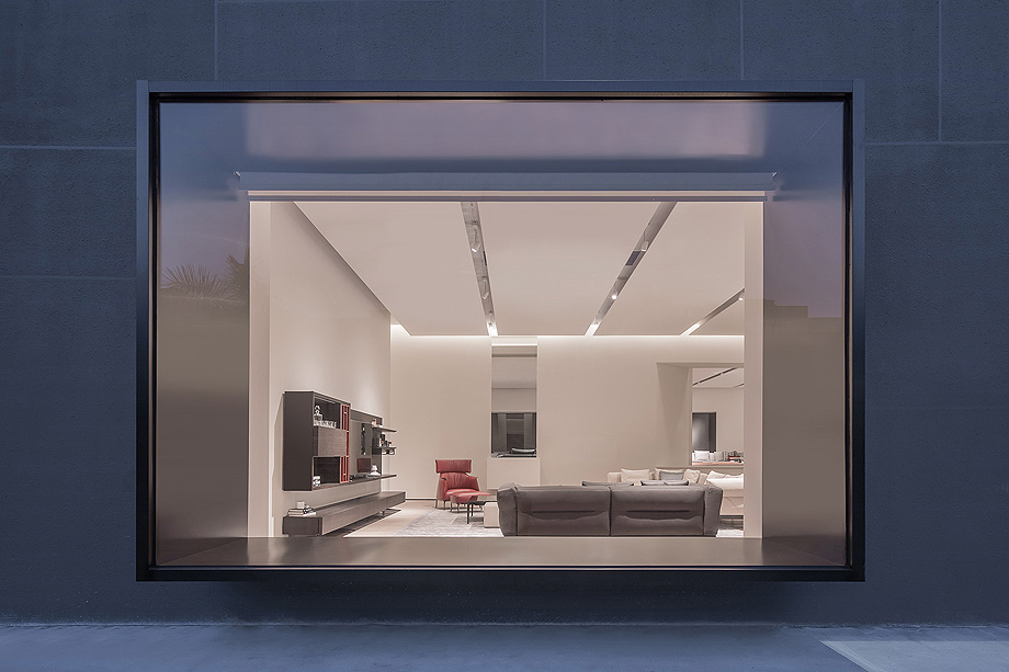 showroom huayi space de co-direction design - foto zhang chao (25)