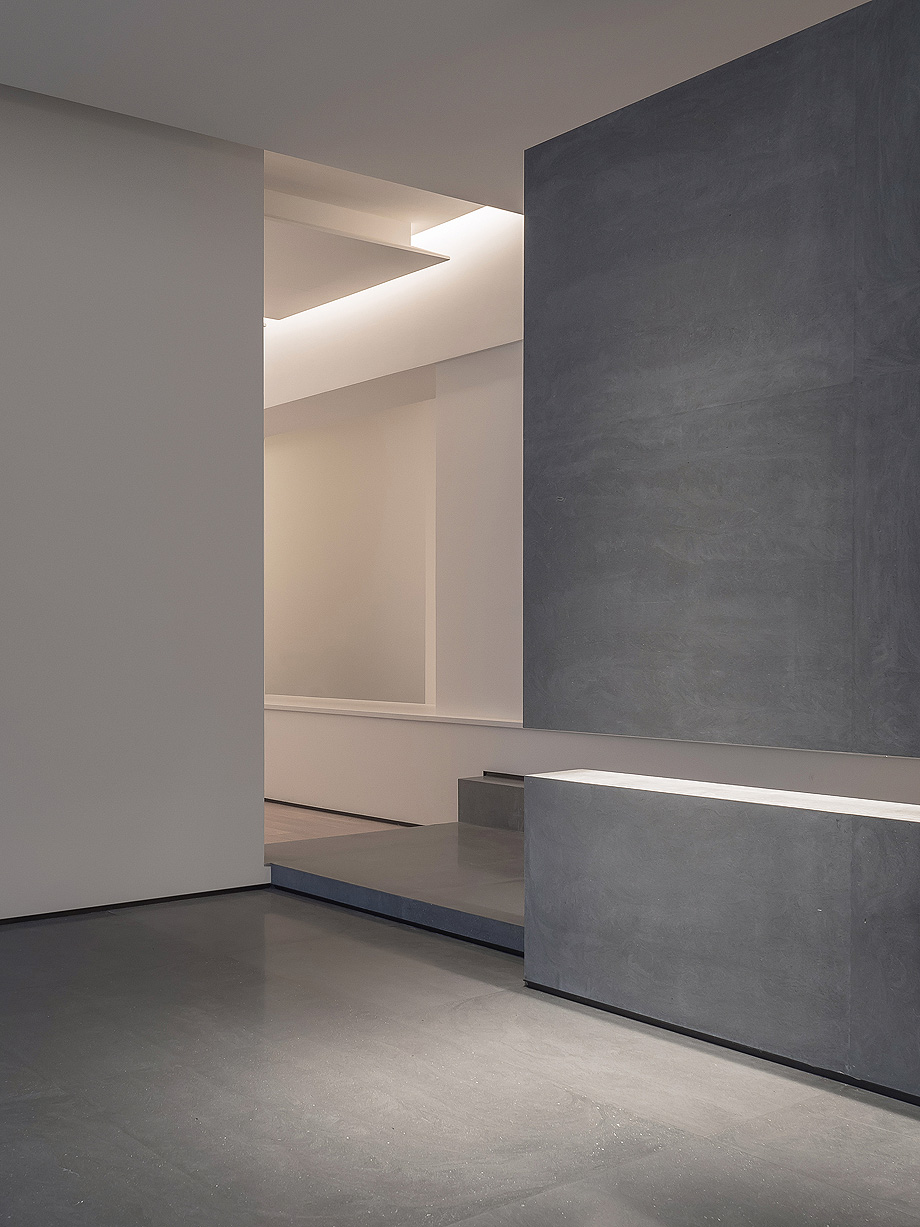 showroom huayi space de co-direction design - foto zhang chao (6)