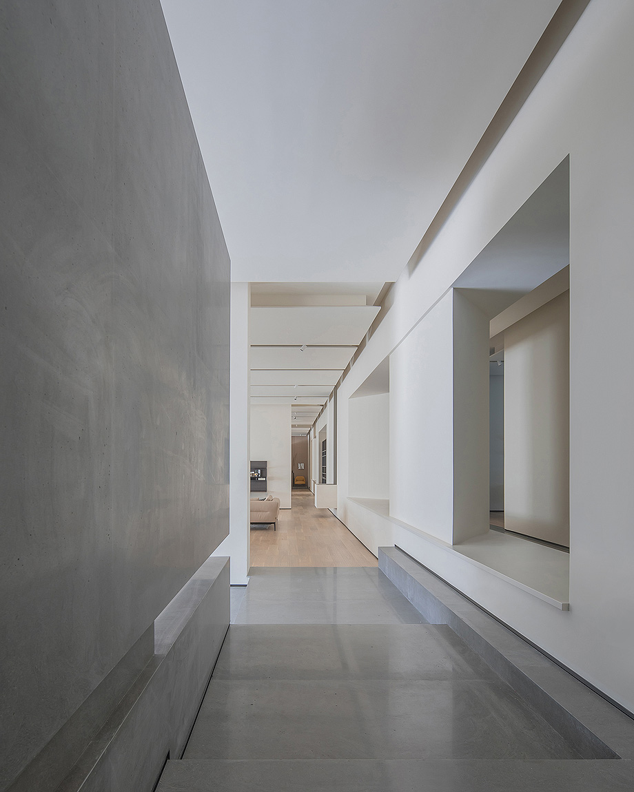 showroom huayi space de co-direction design - foto zhang chao (9)