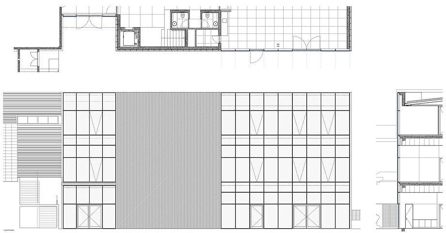 ampliacion sede prf en oporto por impare arquitectura - plano (27)