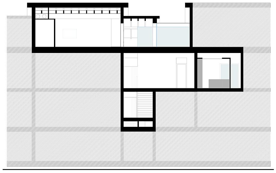 casa htbr de christian gasparini nat office - planimetria (22)