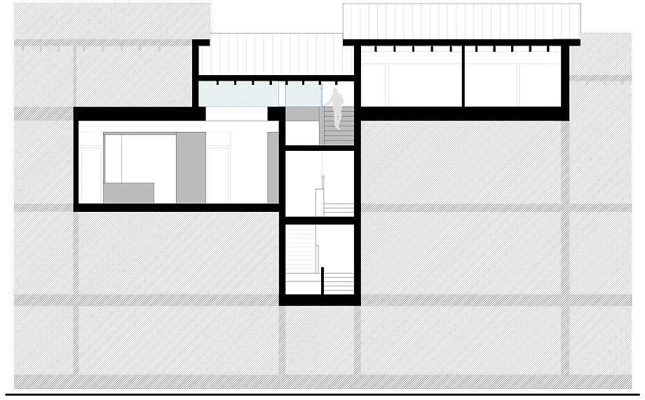 casa htbr de christian gasparini nat office - planimetria (23)