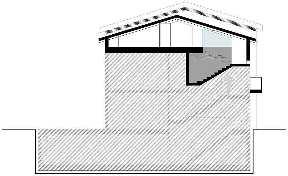 casa htbr de christian gasparini nat office - planimetria (24)