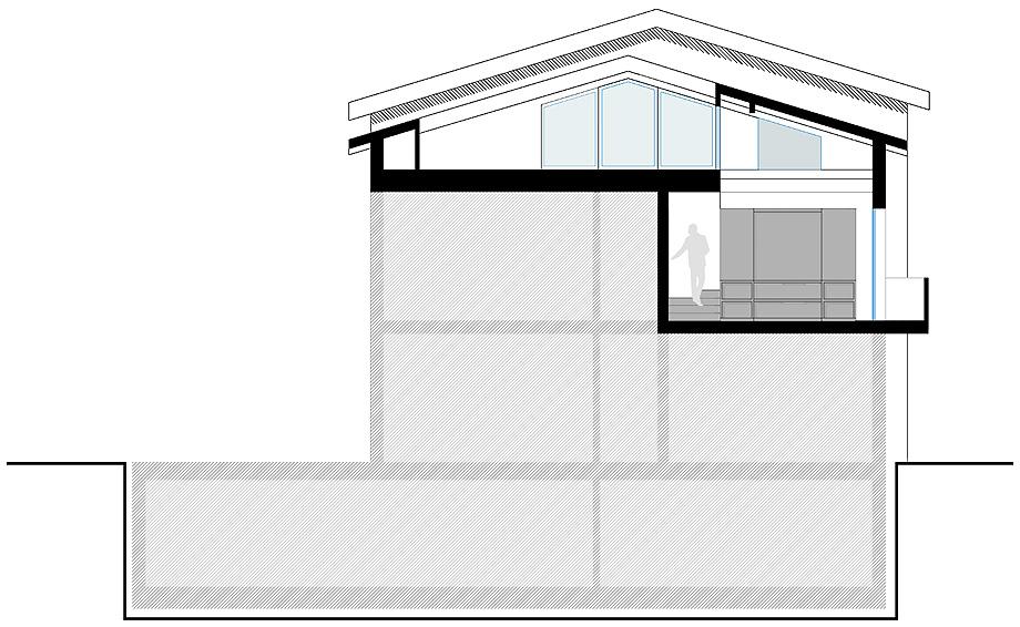 casa htbr de christian gasparini nat office - planimetria (25)