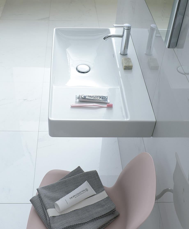 lavabo durasquare de duravit