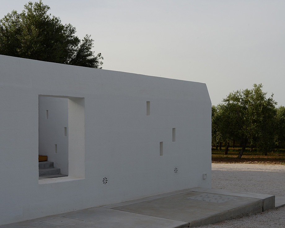 masseria pensato de deda & florio architetti - foto alan riddle (9)