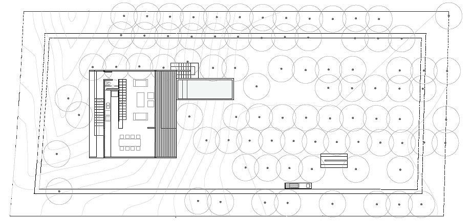 casa en los arboles de luciano kruk - planimetría (21)