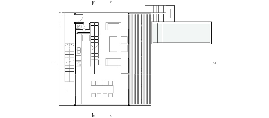 casa en los arboles de luciano kruk - planimetría (22)