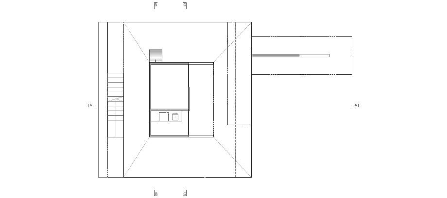 casa en los arboles de luciano kruk - planimetría (24)