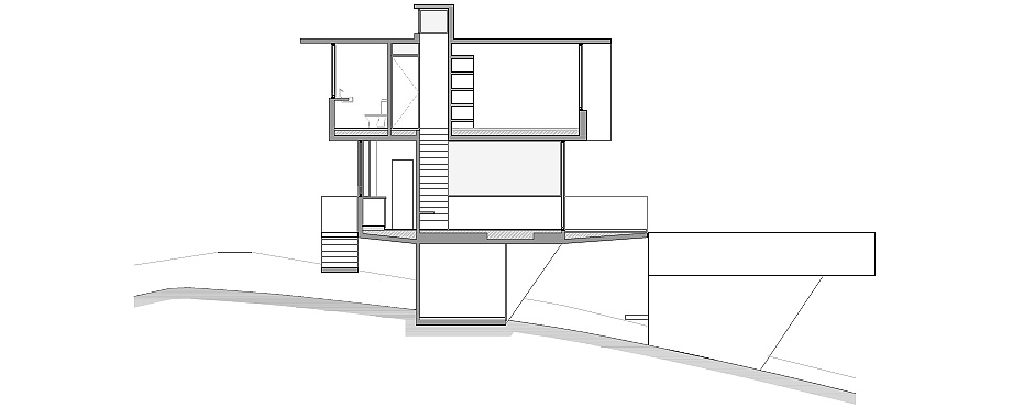 casa en los arboles de luciano kruk - planimetría (29)