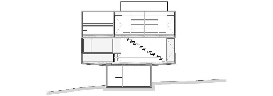 casa en los arboles de luciano kruk - planimetría (31)