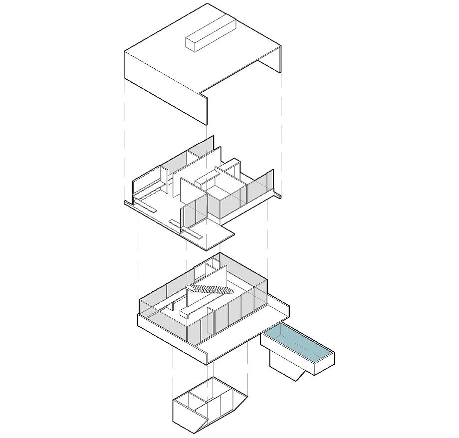 casa en los arboles de luciano kruk - planimetría (32)