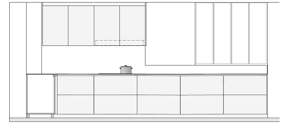 cocina en barcelona de nordichink - plano (10)