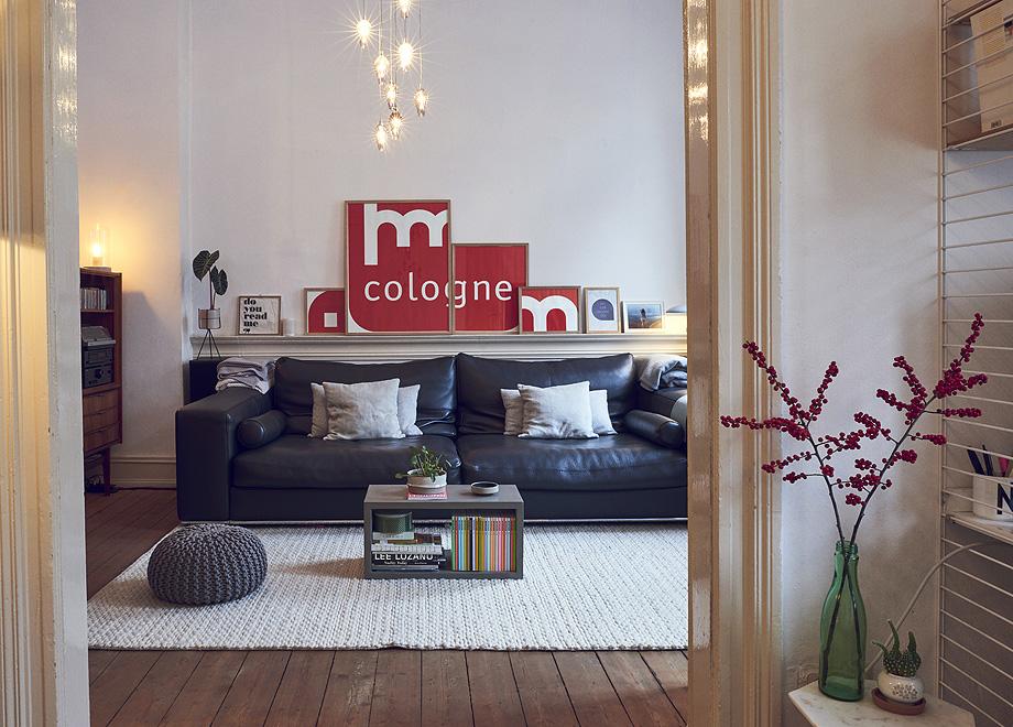 imm cologne 2018, Key visual Furnishing Cologne