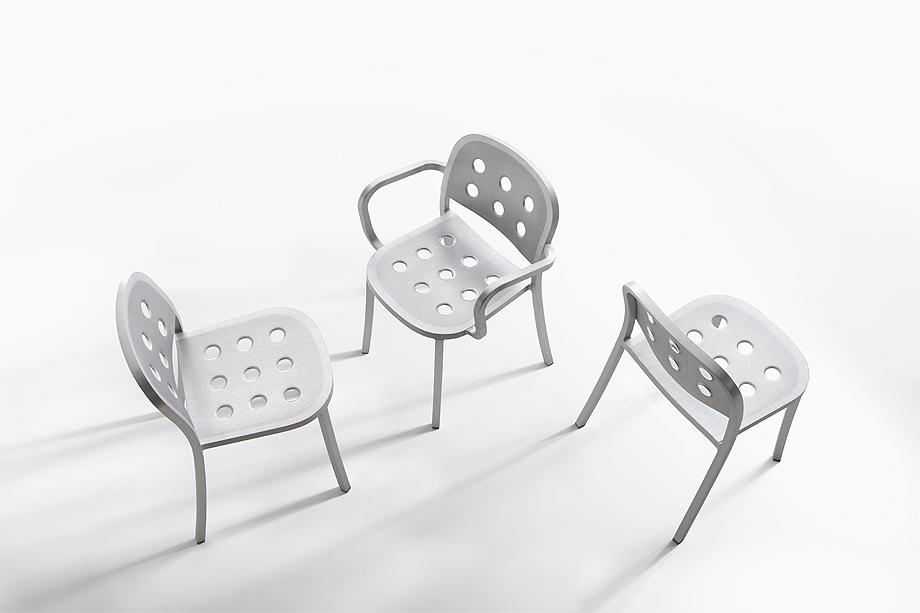 sillas taburetes 1 inch all aluminium de jasper morrison y emeco (2)