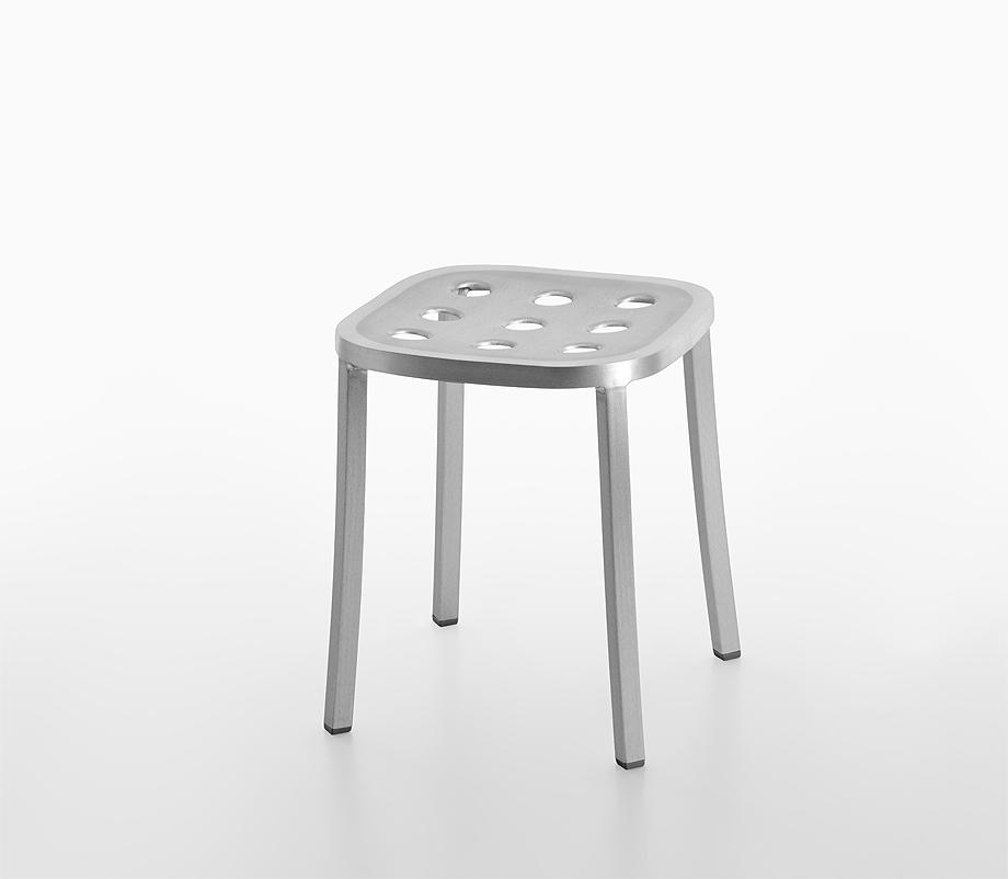 sillas taburetes 1 inch all aluminium de jasper morrison y emeco (6)