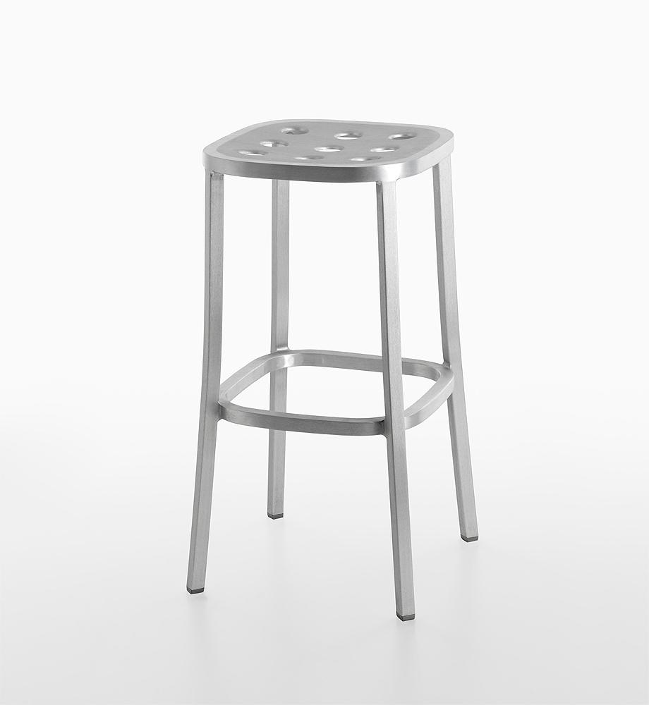 sillas taburetes 1 inch all aluminium de jasper morrison y emeco (8)