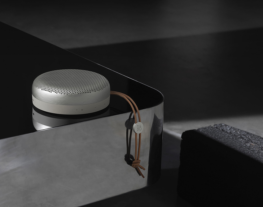 bang & olufsen altavoz ultraportatil beoplay a1