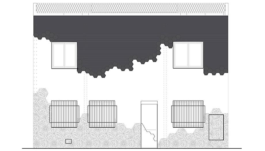 cabañas en el bosque de woha arquitectura - plano (16)