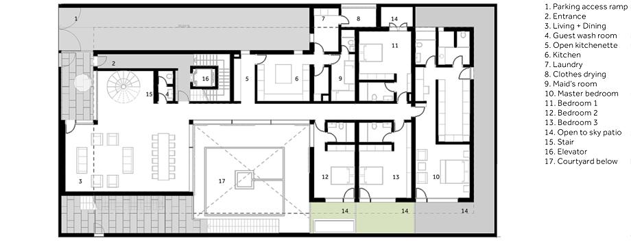 casa en mishref de studio toggle - plano (25)