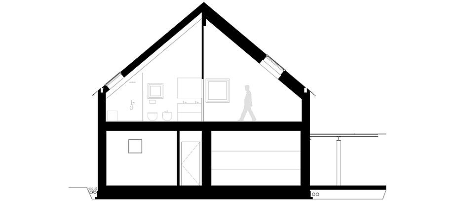 casa en pordenone de corde architetti associati - plano (24)