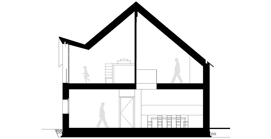 casa en pordenone de corde architetti associati - plano (26)