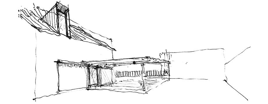 casa en pordenone de corde architetti associati - sketch (29)