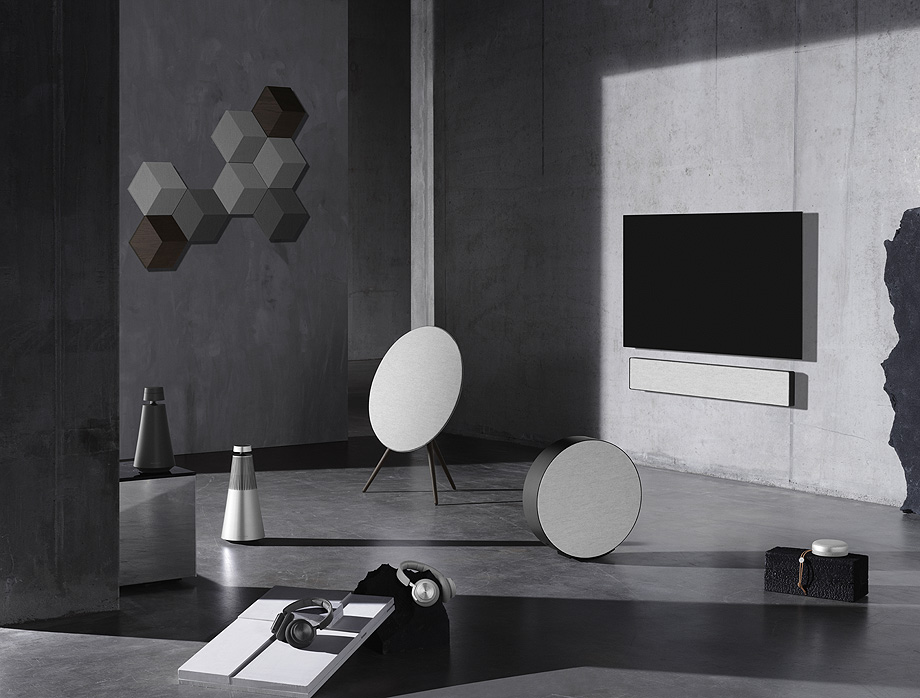 contrast collection de bang & olufsen en colaboracion con norm architects