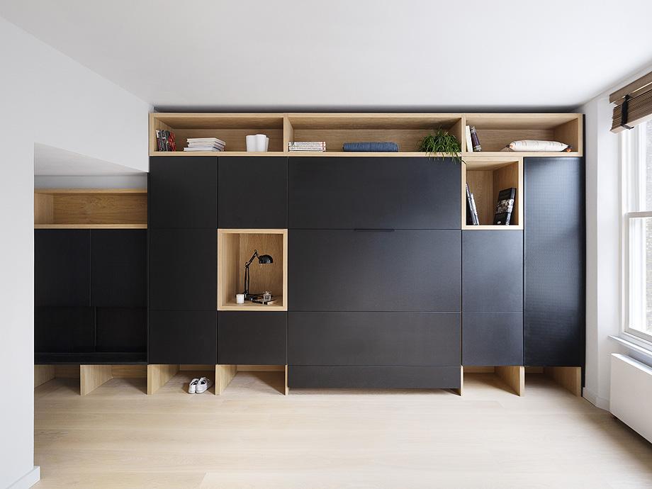 edificio convertido en apartamentos de mata architects - foto ollie hammick (4)
