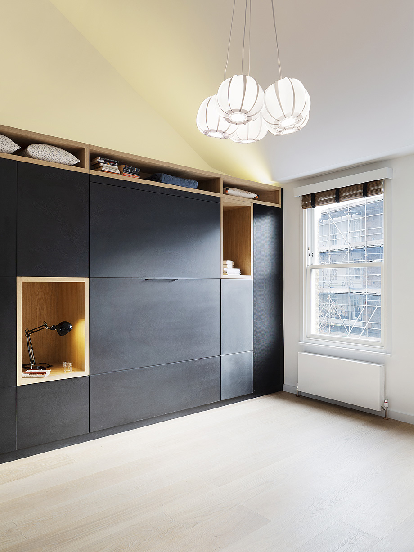 edificio convertido en apartamentos de mata architects - foto ollie hammick (5)