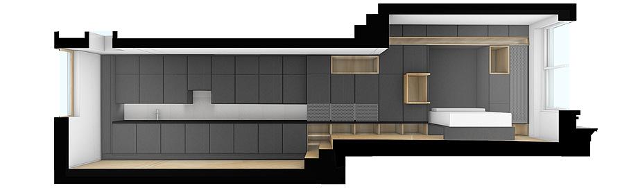 edificio convertido en apartamentos de mata architects - renders (18)