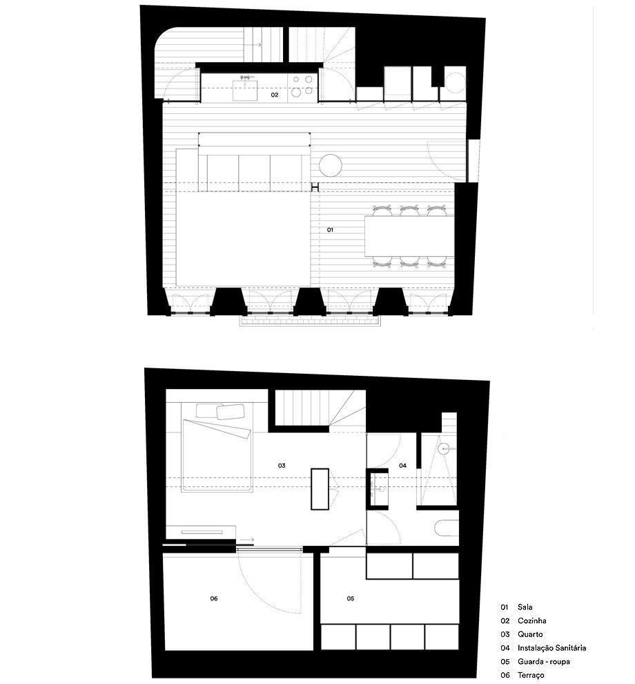 apartamento en lisboa de duarte caldas dc.ad - plano (26)