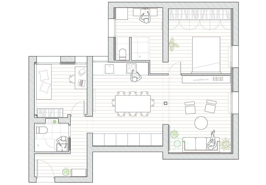 casa 1723c de tuungoo arquitectos - plano (13)