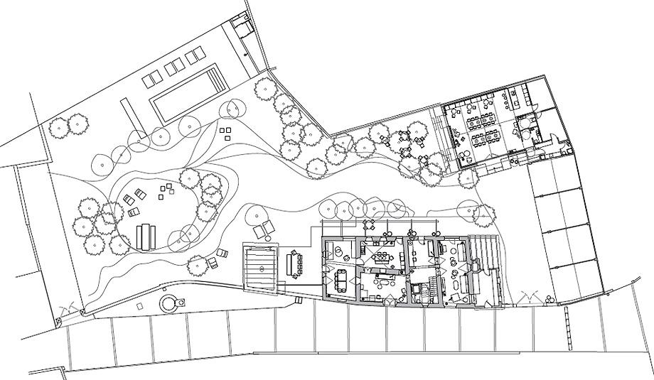 casa de turismo rural de estudi d'arquitectura interior maite prats - plano (22)
