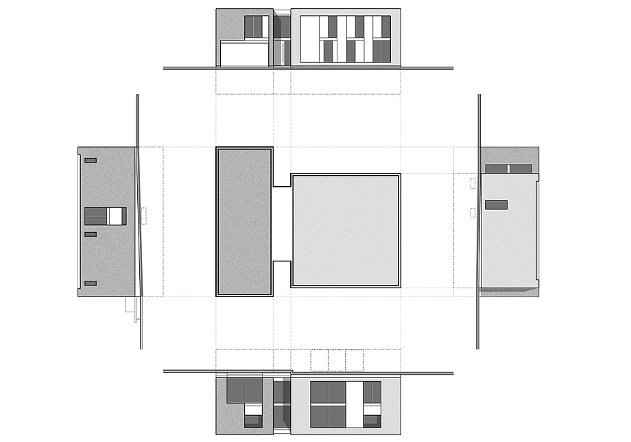 casa en ontario de reza aliabadi - plano (22)