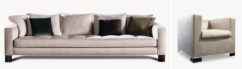 el sofa pollock y la butaca suitcase de rodolfo dordoni y minotti (1b)