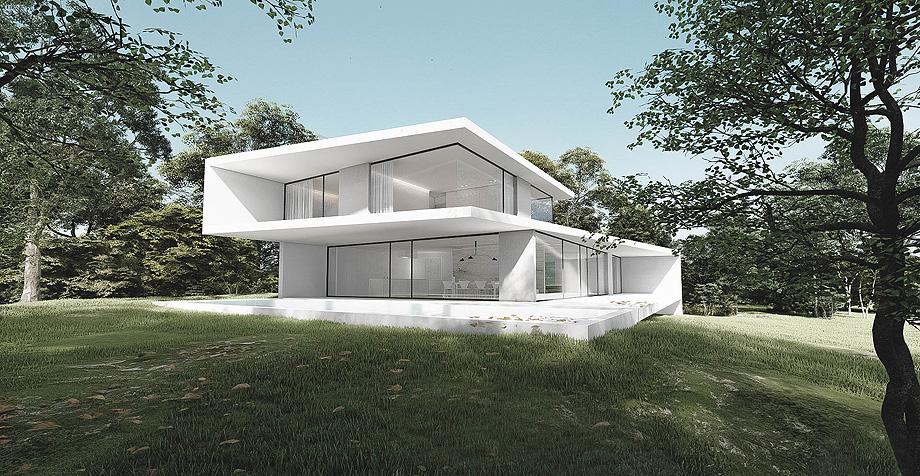 ganadores tercer concurso casas inhaus lab (3) - segundo premio suecia