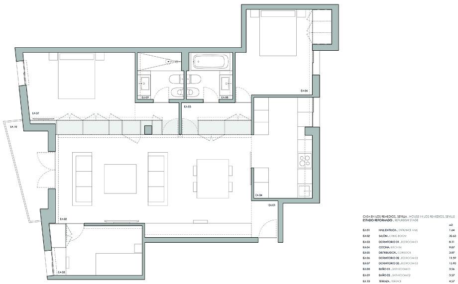 vivienda en sevilla de yunes tortolero y fran silvestre - plano (15)