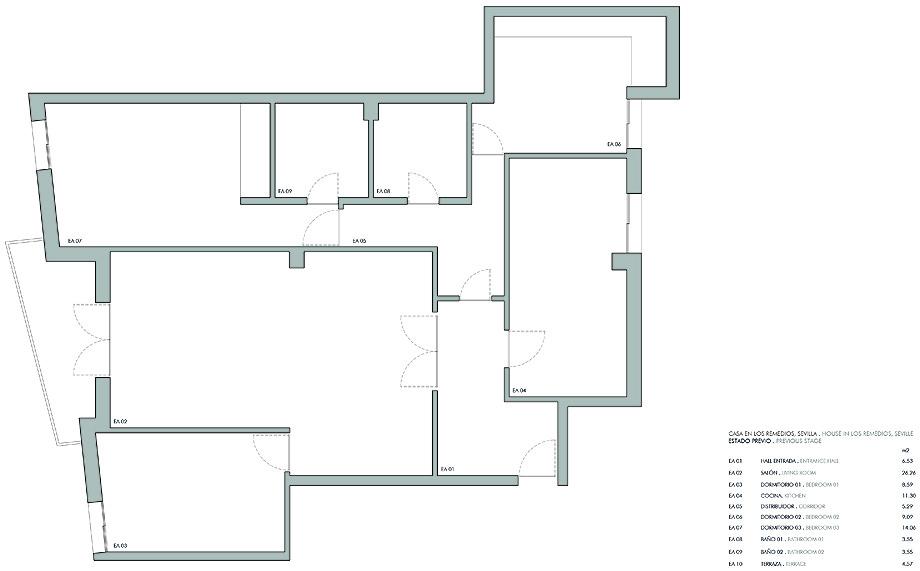 vivienda en sevilla de yunes tortolero y fran silvestre - plano (16)