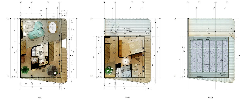 freebooter casa biofilica de gg-loop (31) - plano
