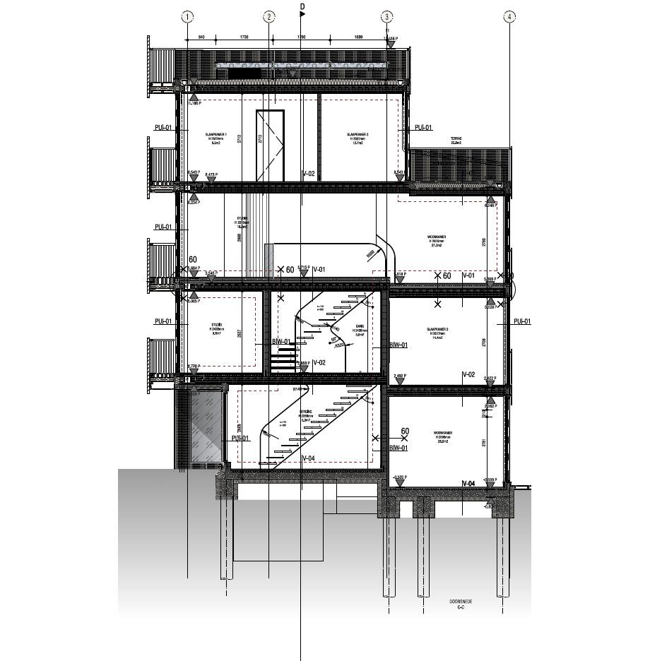 freebooter casa biofilica de gg-loop (33) - plano