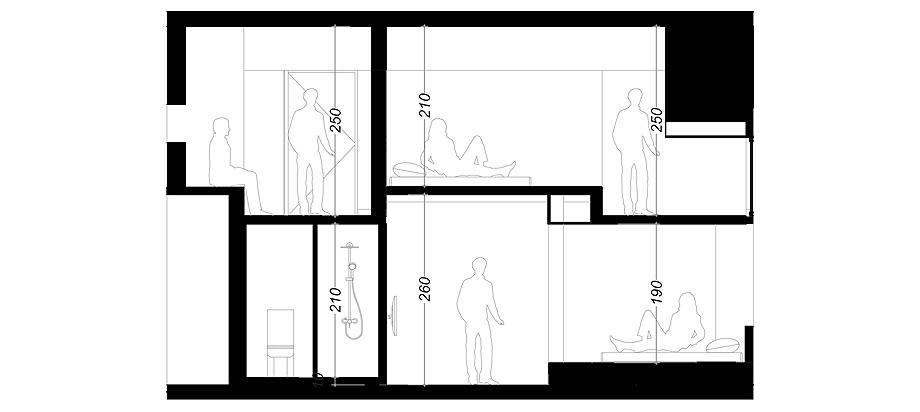 hotel stone 9 de xue jin design - plano (23)