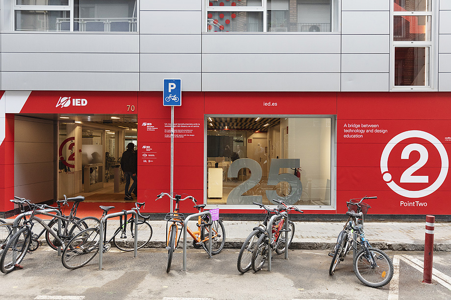 nuevo edificio point two del ied barcelona - foto luiza lacava (1)