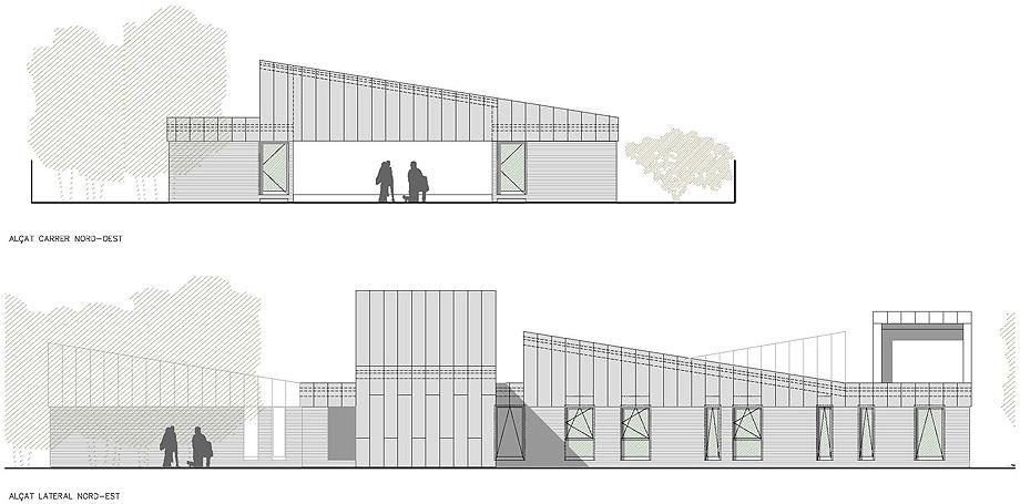 casa mj en lleida de alventosa morell arquitectes (21) - plano