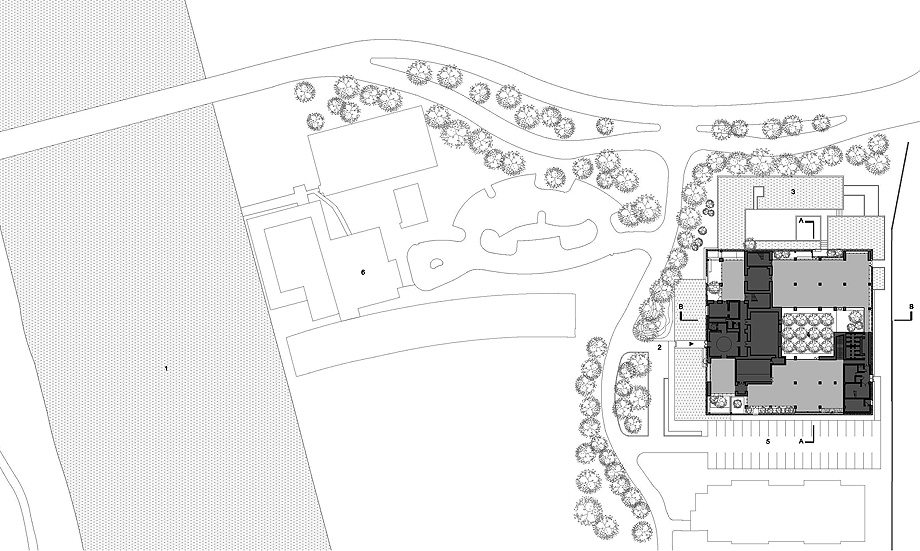 centro cultural junshan de neri&hu - plano (14)