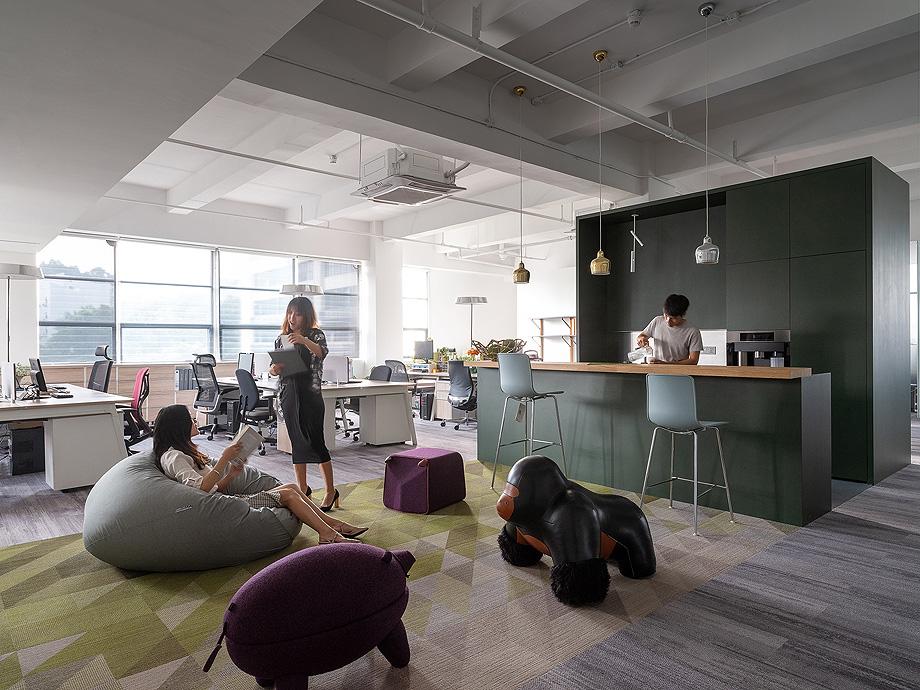 showroom net office de super normal (14) - foto you hongxiang