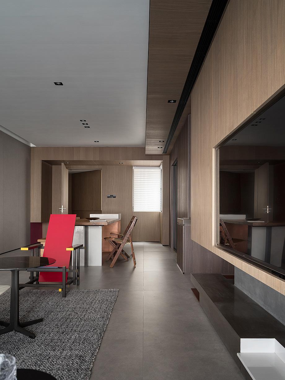 vivienda de guangzhou de spring design office - foto you hongxiang (11)
